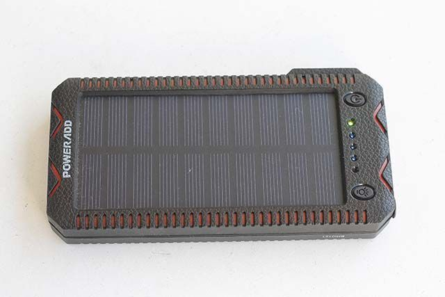 cargador solar poweradd apollo 2